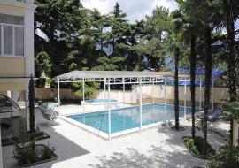 Империал - Ялта   гостиница  бассейн  цены