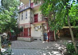 территория б\о Прибой, Дюжина - Крым Саки  гостиница